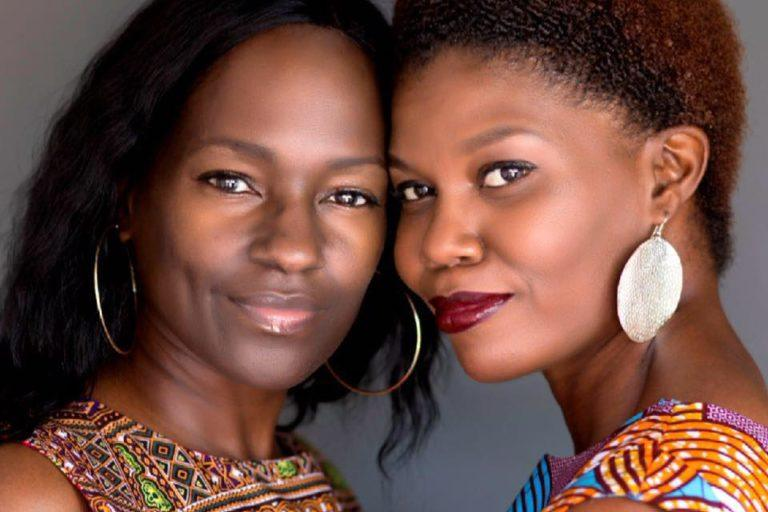 Headshots of two black women, the leaders of Soul 2 Soul.
