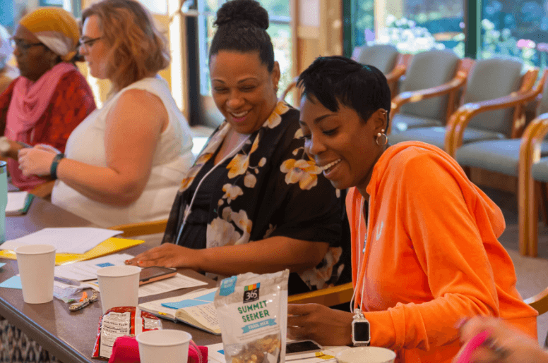 Mary's Pence 2019 Second Annual Grantee Retreat