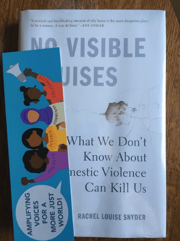 October Virtual Book Club: No Visible Bruises