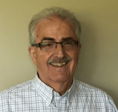 John Cherek joins Mary's Pence staff as part of Iganatian Volunteer Corps
