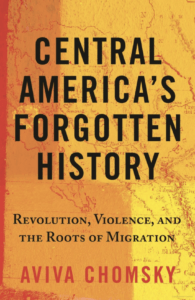 """Book cover for """"Central America's Forgotten History"""""""