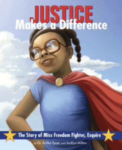 Justice Makes a Difference: Cover of Book
